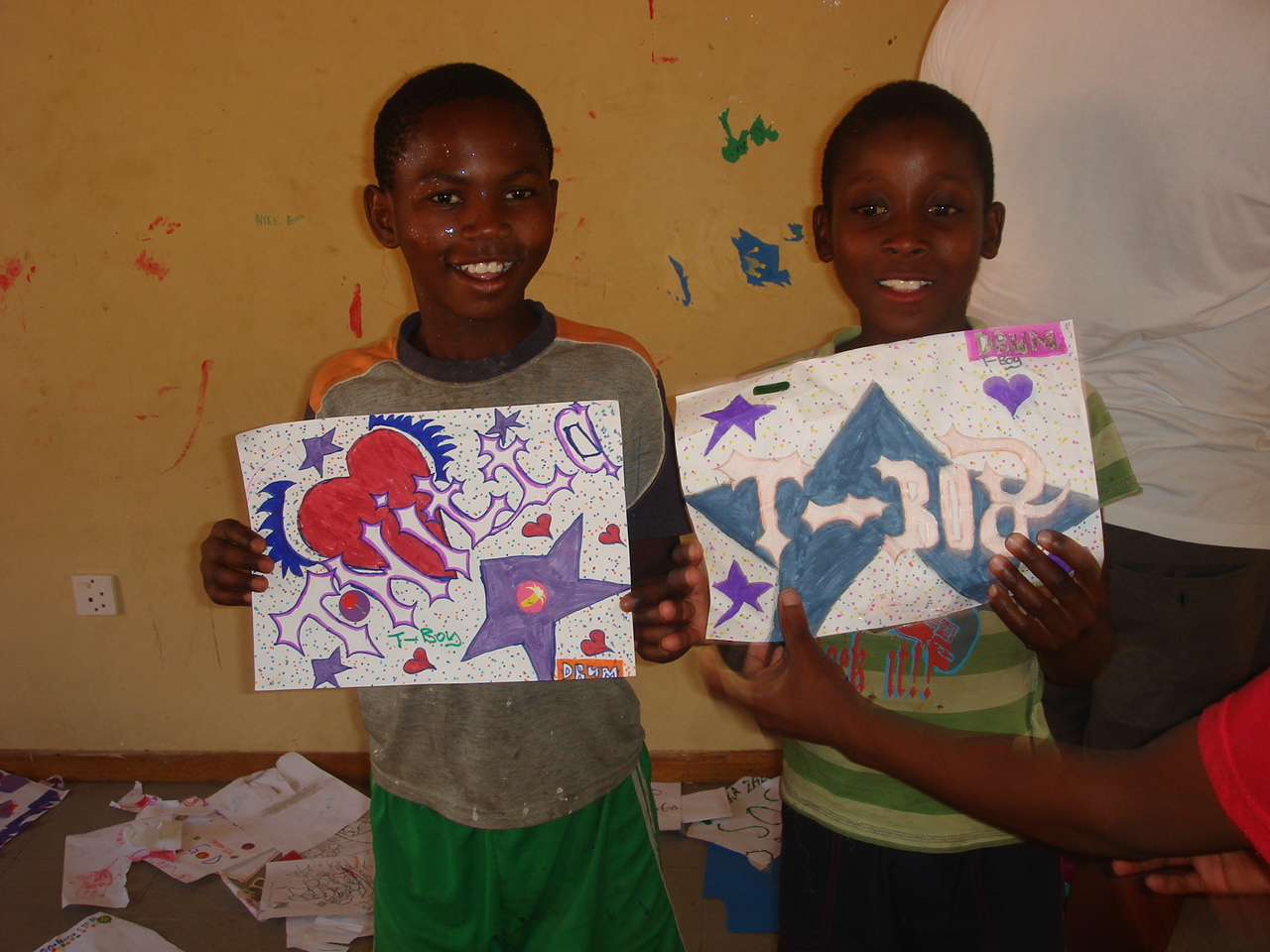 Guest post – Making a Difference in Botswana