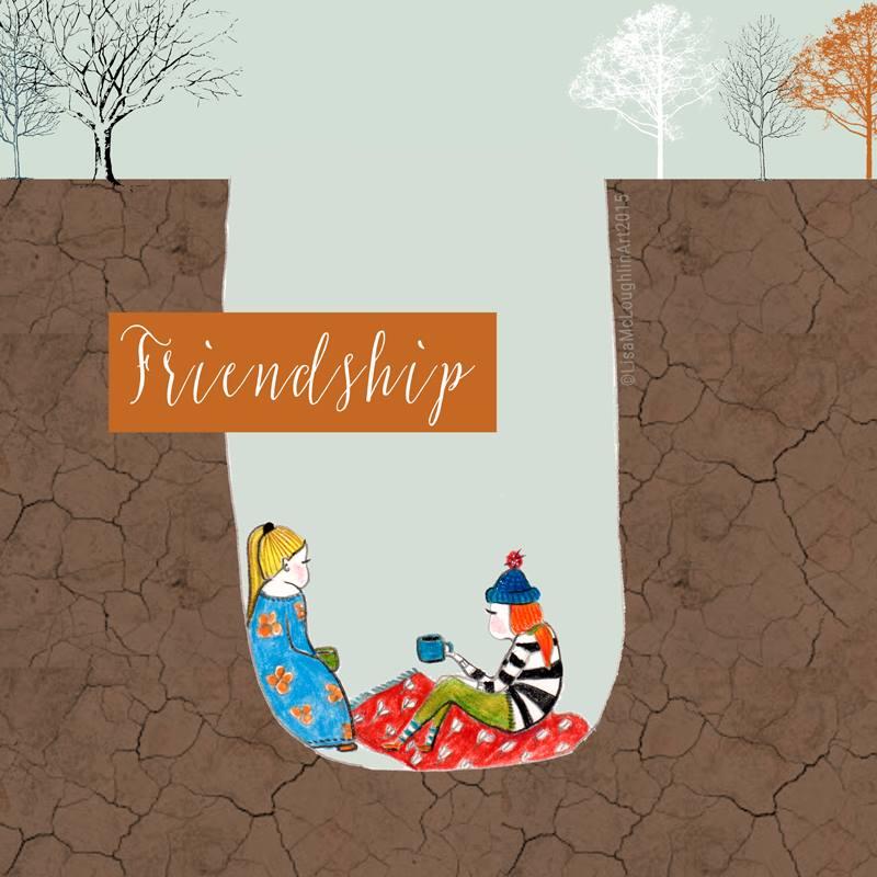 Friendhip by Lisa McLoughlin