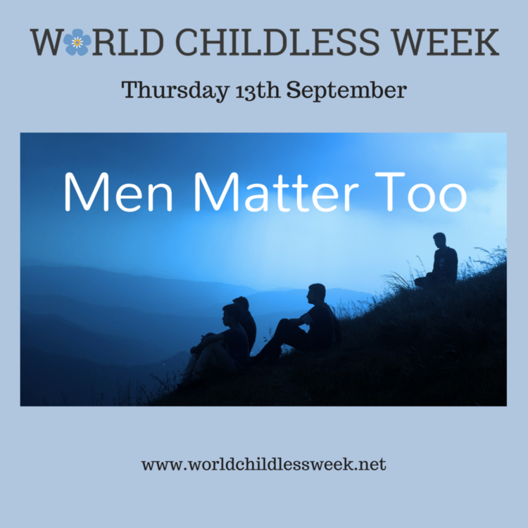 Supporting Word Childless Week - Lesley Pyne